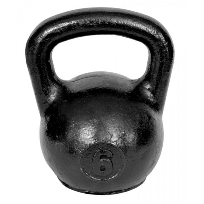 Фото - Спортивный инвентарь Titan Гиря уральская 6 кг спортивный инвентарь titan гиря чугунная 32 кг