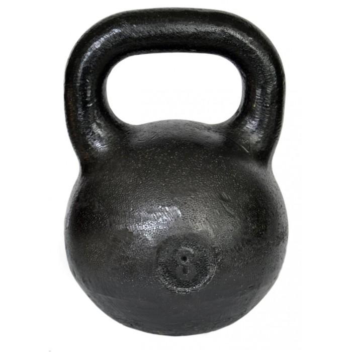 Фото - Спортивный инвентарь Titan Гиря уральская 8 кг спортивный инвентарь titan гиря чугунная 32 кг
