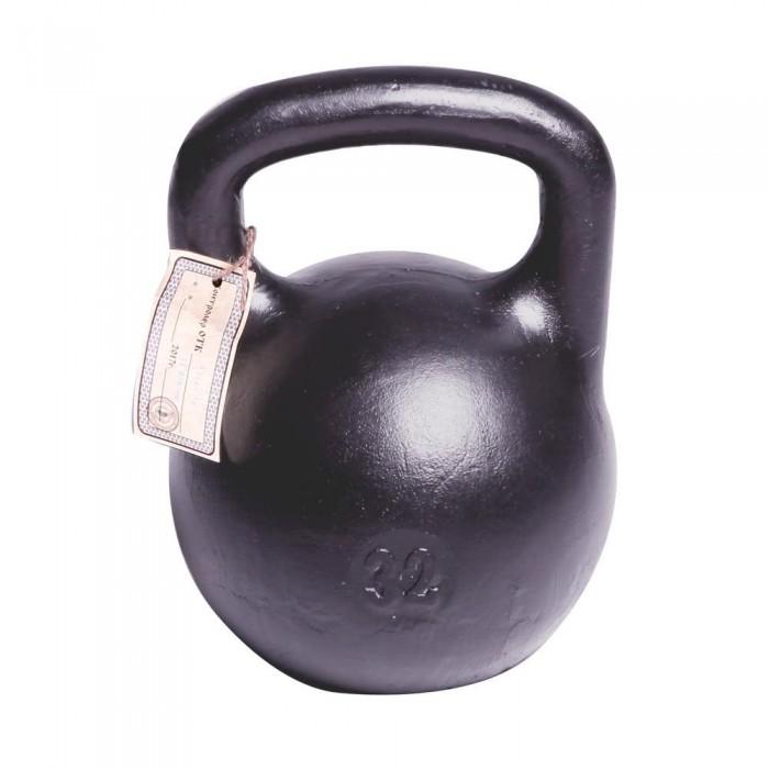 Фото - Спортивный инвентарь Titan Гиря чугунная 32 кг спортивный инвентарь titan гиря чугунная 32 кг