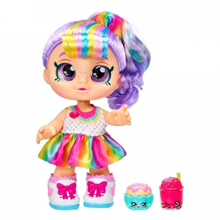 Kindi Kids Игровой набор Кукла Рэйнбоу Кейт 25 см