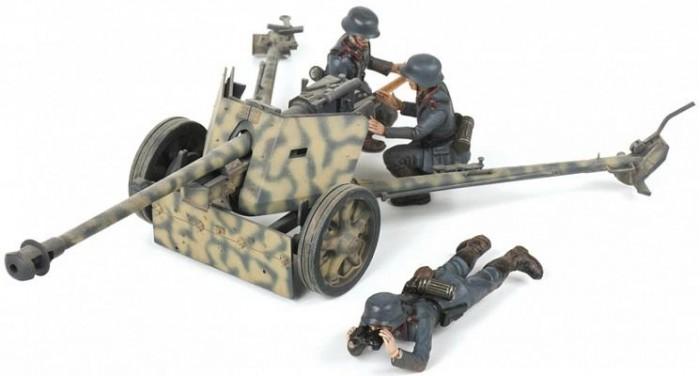 Купить Сборные модели, Звезда Сборная модель Немецкая противотанковая пушка ПАК-40