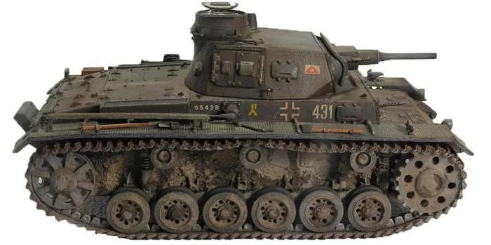 Купить Сборные модели, Звезда Сборная модель Немецкий средний танк Т-III F