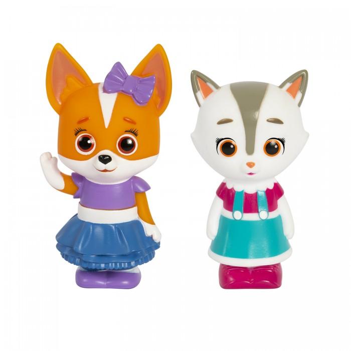 Купить Игрушки для ванны, Кошечки-Собачки Игровой набор Мия и Алиса