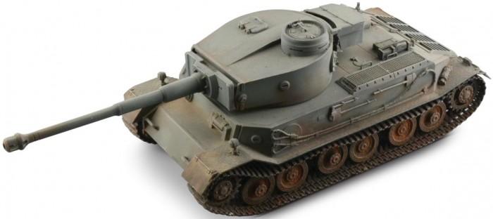 Сборные модели Звезда Сборная модель Немецкий тяжёлый танк Тигр Порше