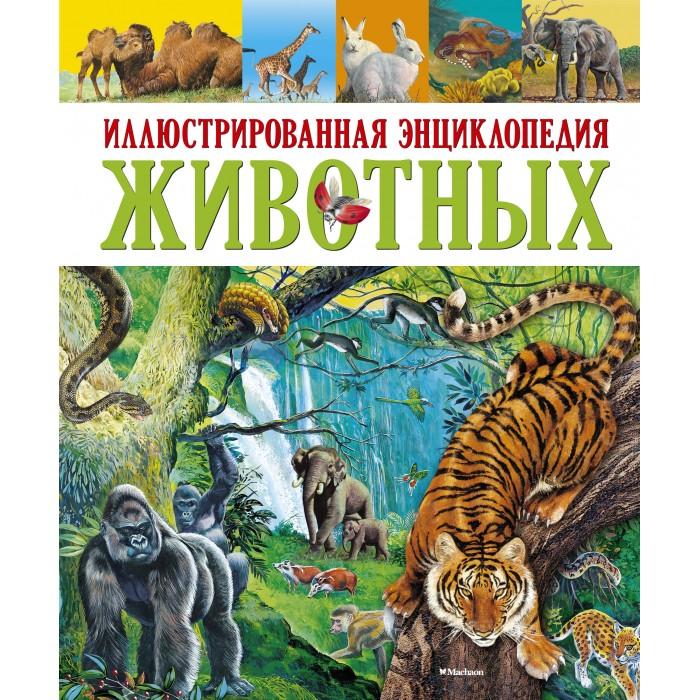 Махаон Иллюстрированная энциклопедия животных