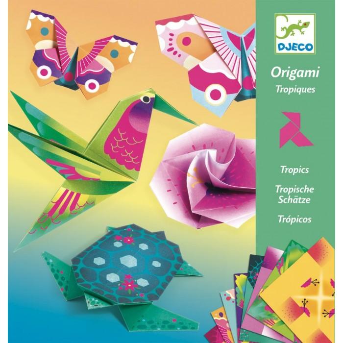 Наборы для творчества Djeco Набор Оригами детей