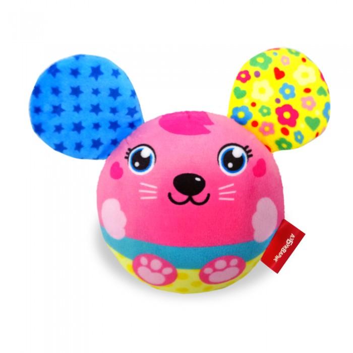 Купить Электронные игрушки, Азбукварик Музыкальный мячик Мышка Люленьки