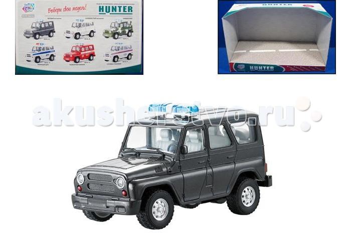 Joy Toy Машина УАЗ 9076-A