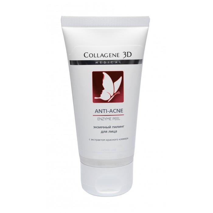 Купить Косметика для мамы, Medical Collagene 3D Гель-пилинг для лица противовосполительный Anti-Acne 50 мл
