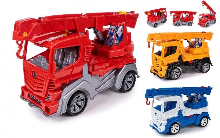Машины Orion Toys Автомобиль FS1 Автокран