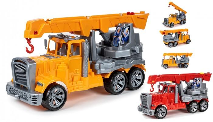 Машины Orion Toys Автомобиль FS2 Автокран
