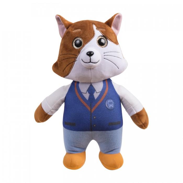 Мягкие игрушки Кошечки-Собачки Оскар со звуком 30 см