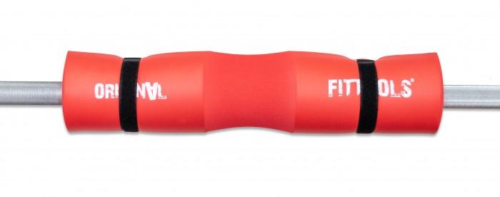 Мягкие модули Original FitTools Смягчающая накладка на гриф Pro Red