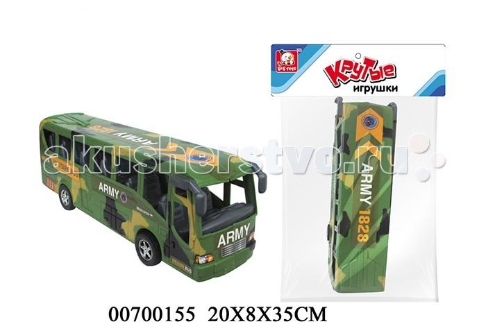 Машины S+S Toys Автобус 1828-56A