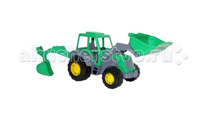 Машины Полесье Трактор экскаватор Алтай 35394 алтай батыр где в петербурге