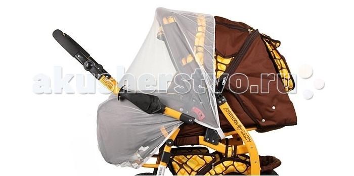 Москитные сетки Leader Kids с липучкой Прогулка москитные сетки baby smile для колясок combi и aprica