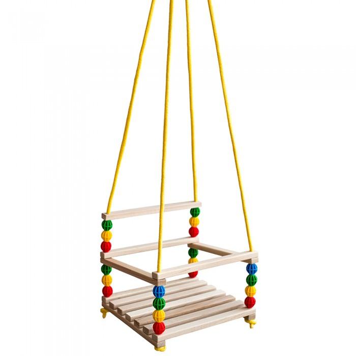 Купить Качели Orion Toys деревянные подвесные 20506