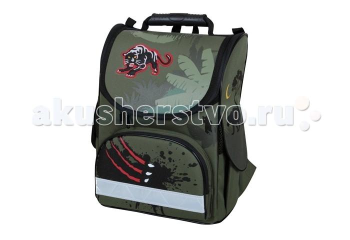Развитие и школа , Школьные рюкзаки Tiger Enterprise Ранец школьный Nature Quest Headphones арт: 109636 -  Школьные рюкзаки
