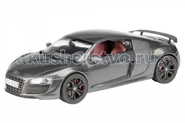 Schuco Автомобиль Audi R8 GT, daytona grey 1:43