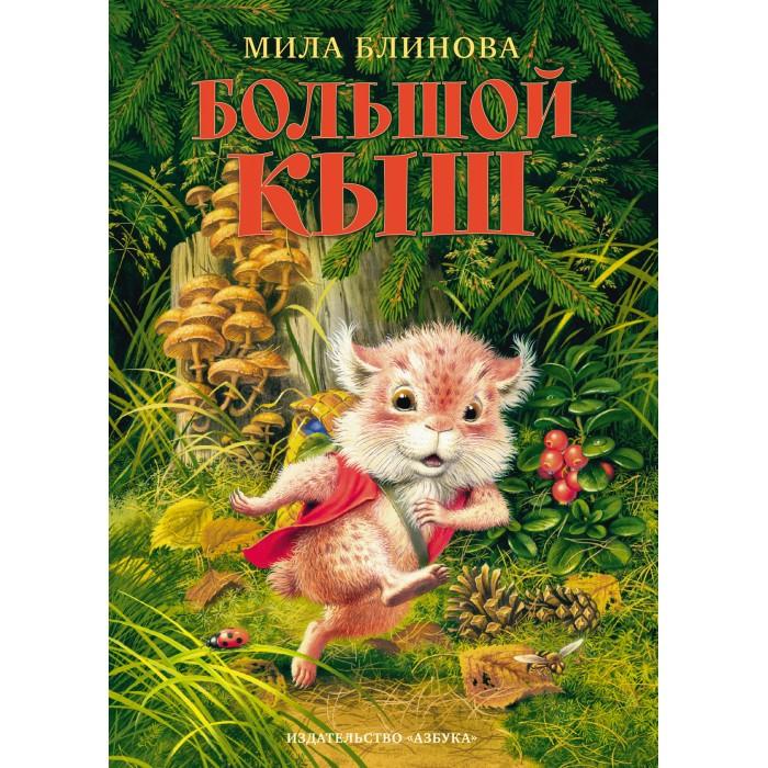 Издательство Азбука М.  Блинова Большой Кыш 978-5-389-16422-2