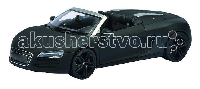 Schuco Автомобиль Audi R8 Spyder,schwarz 1:43