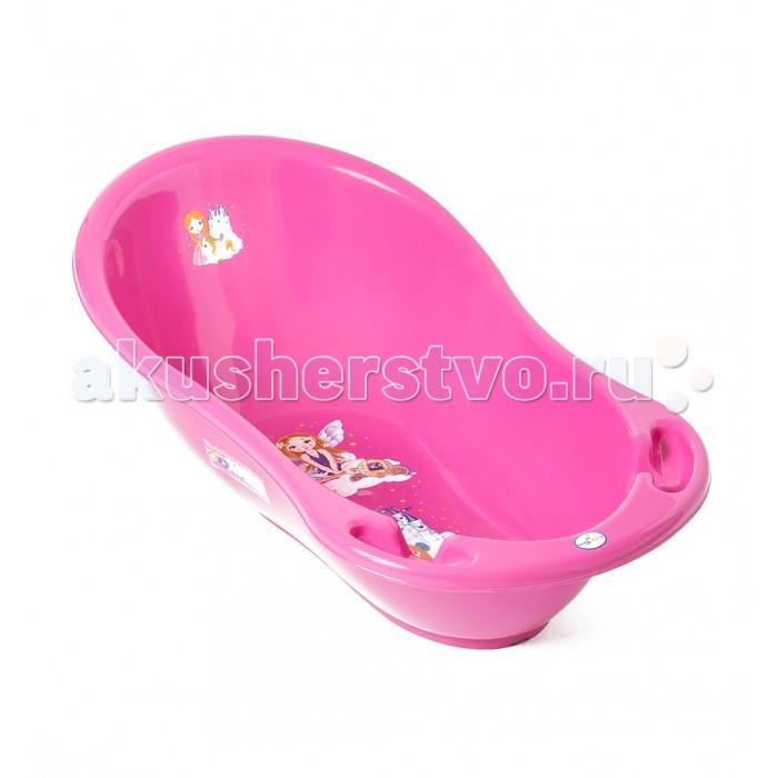Tega Baby Ванночка для купания Маленькая принцесса 102 см