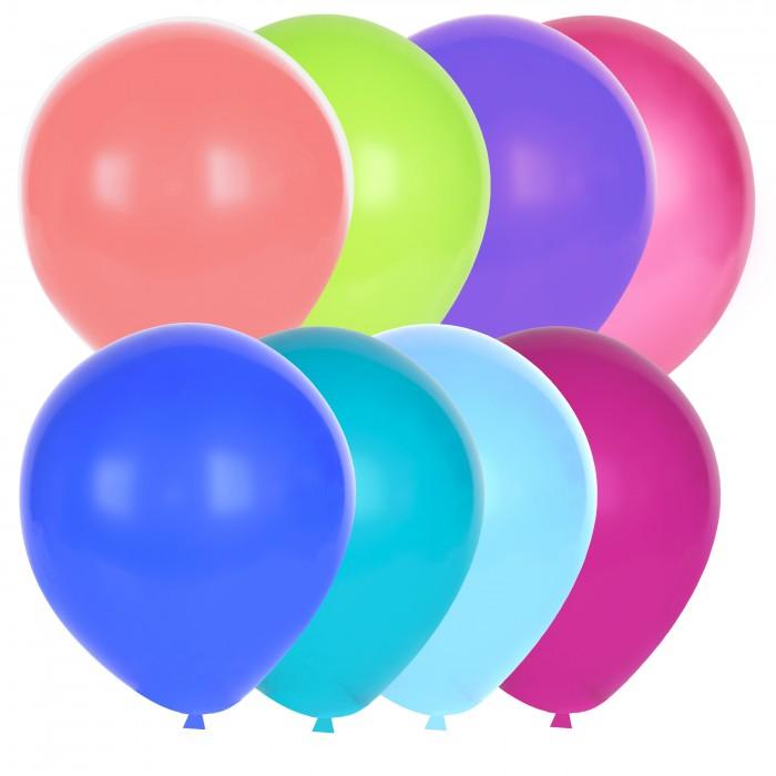 Товары для праздника Детский дворик Воздушные шарики Декор DA2-12-100 100 шт. недорого