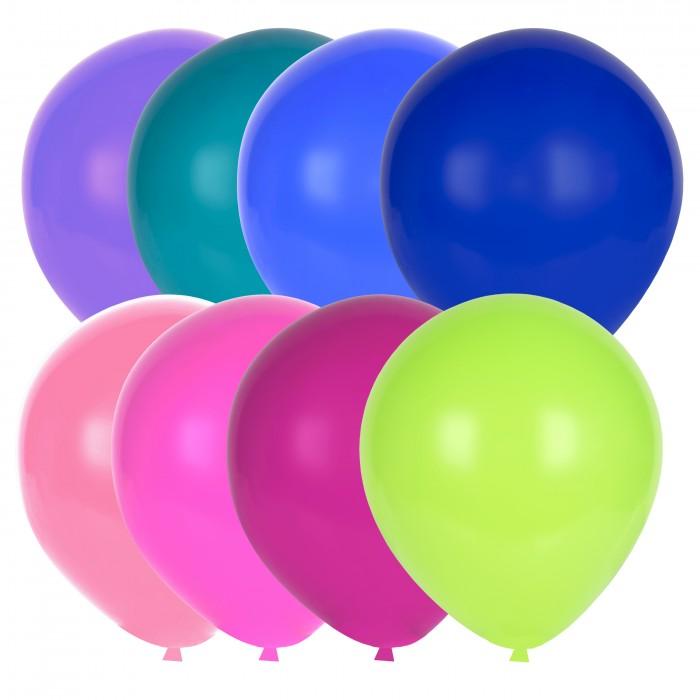 Товары для праздника Детский дворик Воздушные шарики Декор DA-11-100 100 шт. недорого