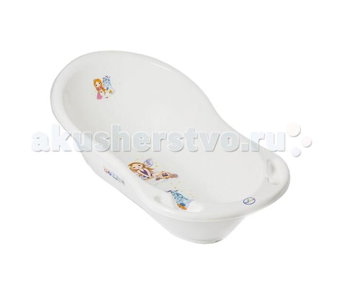 Детские ванночки Tega Baby Ванночка для купания Маленькая принцесса 86 см