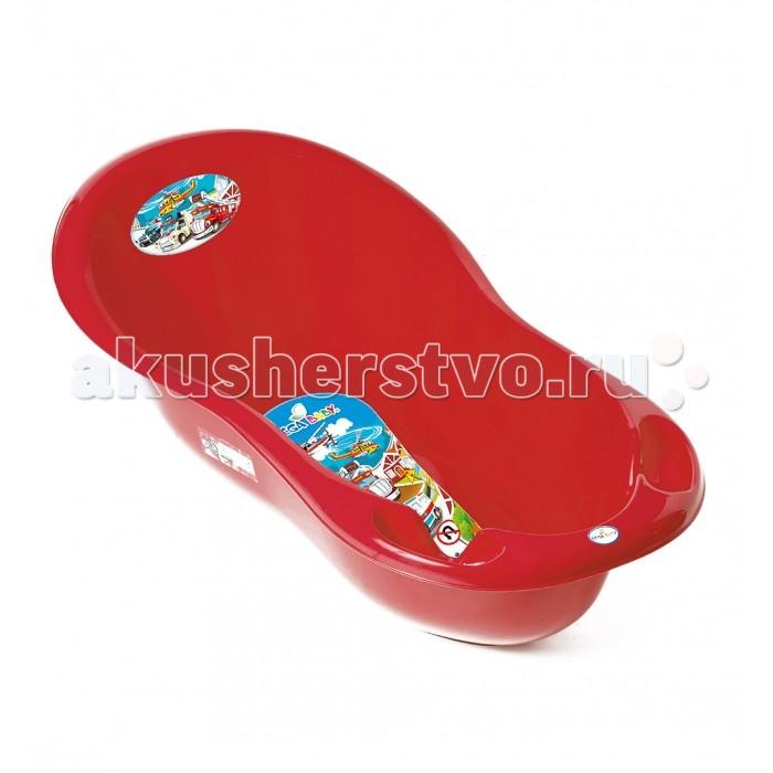 Детские ванночки Tega Baby Ванночка для купания Машины 86 см