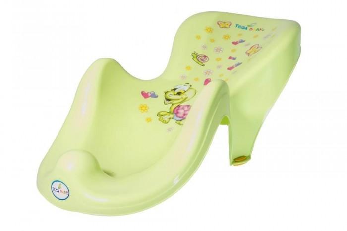 где купить Горки и сидения для ванн Tega Baby Горка для купания Веселая черепаха по лучшей цене
