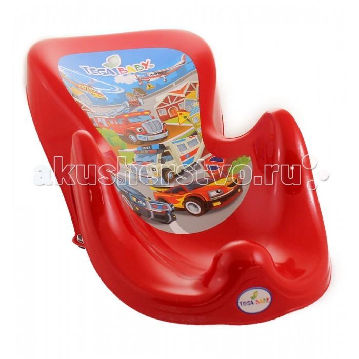 где купить Горки и сидения для ванн Tega Baby Горка для купания Машины по лучшей цене