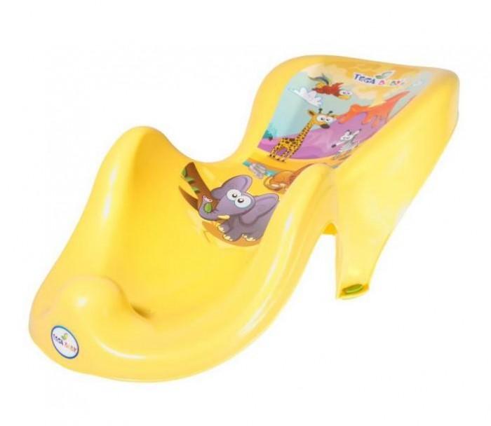 где купить Горки и сидения для ванн Tega Baby Горка для купания Сафари по лучшей цене