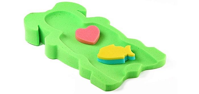 Горки и сидения для ванн Tega Baby Накладка в ванну Макси