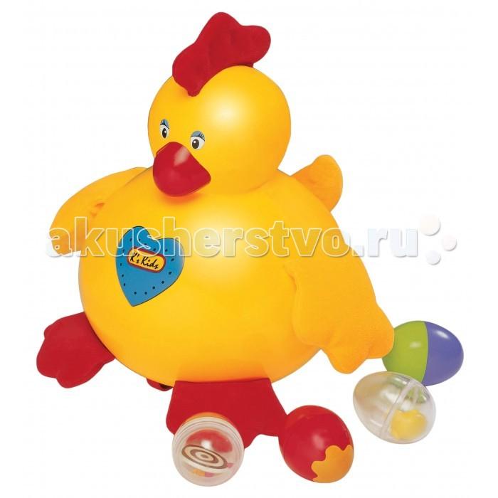 K'S Kids Музыкальная игрушка Курица-несушка от Акушерство