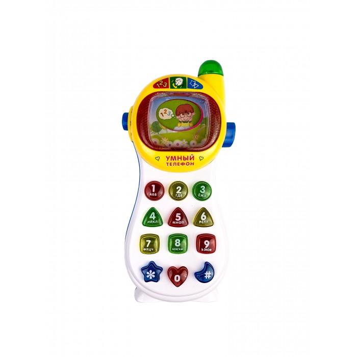 развивающие игрушки play smart умный утёнок Электронные игрушки Play Smart Умный телефон 7028