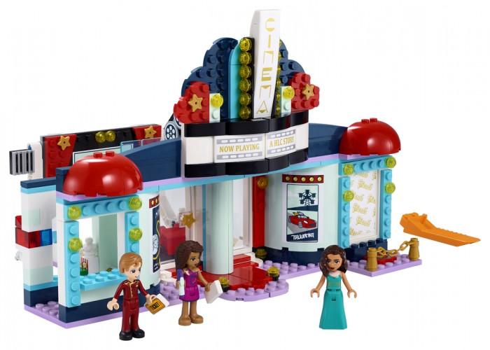 Lego Lego Friends Кинотеатр Хартлейк-Сити