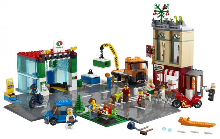 Lego Lego City Центр города