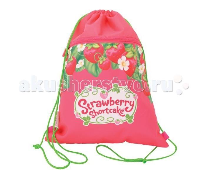 Мешки для обуви Action Мешок для обуви Strawberry Shortcake SW-ASS4305/4 сумка рюкзак для обуви единорог 43 х 38 см joy цвет розовый