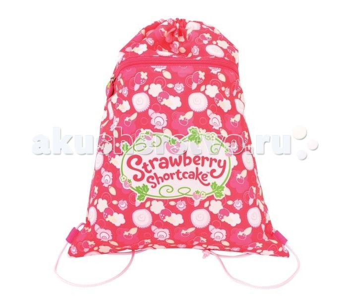 Мешки для обуви Action Мешок для обуви Strawberry Shortcake SW-ASS4305/3 pi3 case raspberry pie 3 generation shell white strawberry