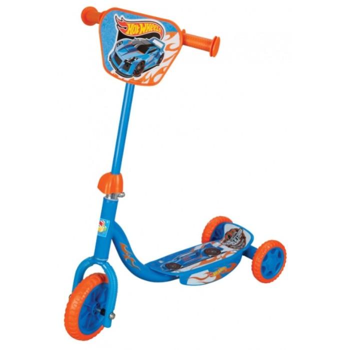 Трехколесный самокат 1 Toy Hot wheels Т57645