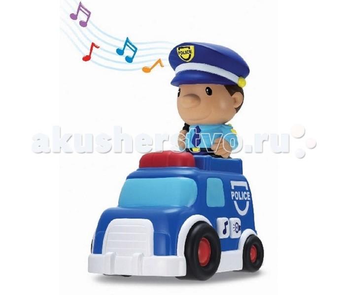 Машины Keenway Игровой набор Полицейский keenway игровой набор строй и играй 2 машинки 11865