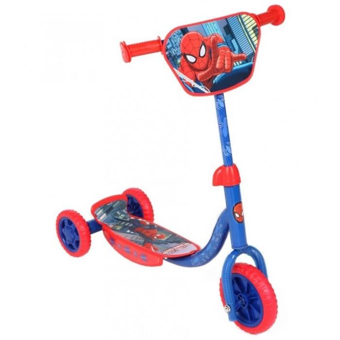 Детский транспорт , Трехколесные самокаты Марвел (Marvel) Spider-Man Т58466 арт: 110110 -  Трехколесные самокаты