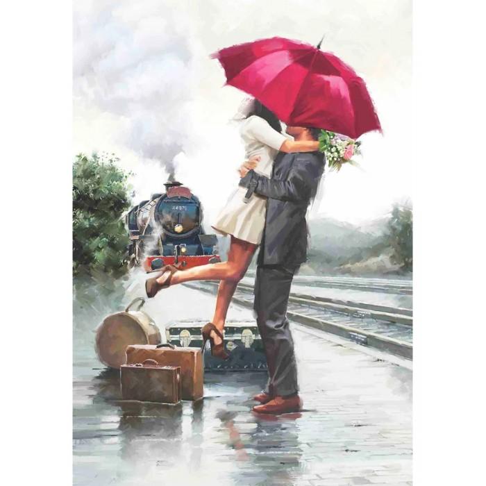 Картины по номерам Котеин Картина по номерам Прощание 30х30 см мозаика котеин маркетри картина на дереве лорд пес 20x20