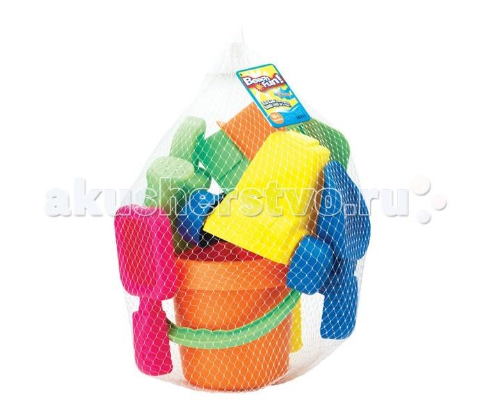 Keenway Набор из 15 игрушек для песочницы 30311