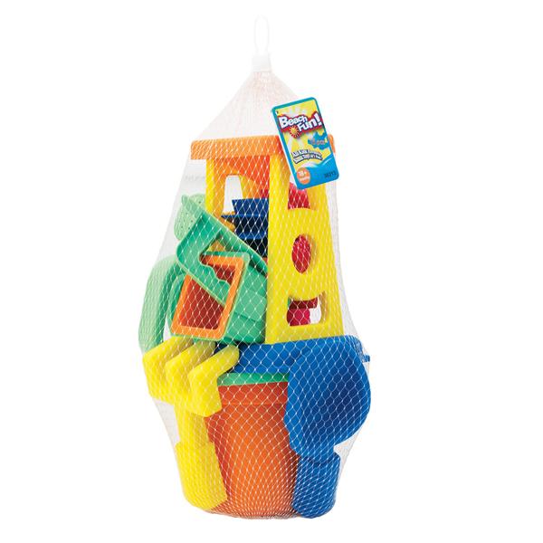 Keenway Набор из 15 игрушек для песочницы 30313