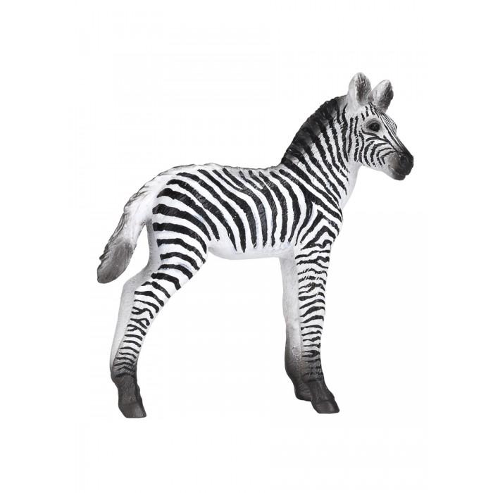 Игровые фигурки Mojo Animal Planet Фигурка Зебра жеребенок M