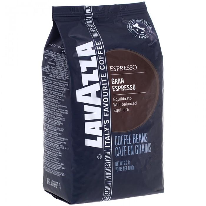Кофе Lavazza Кофе в зернах Gran Espresso 1 кг