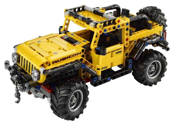 Конструктор Lego Technic Jeep Wrangler
