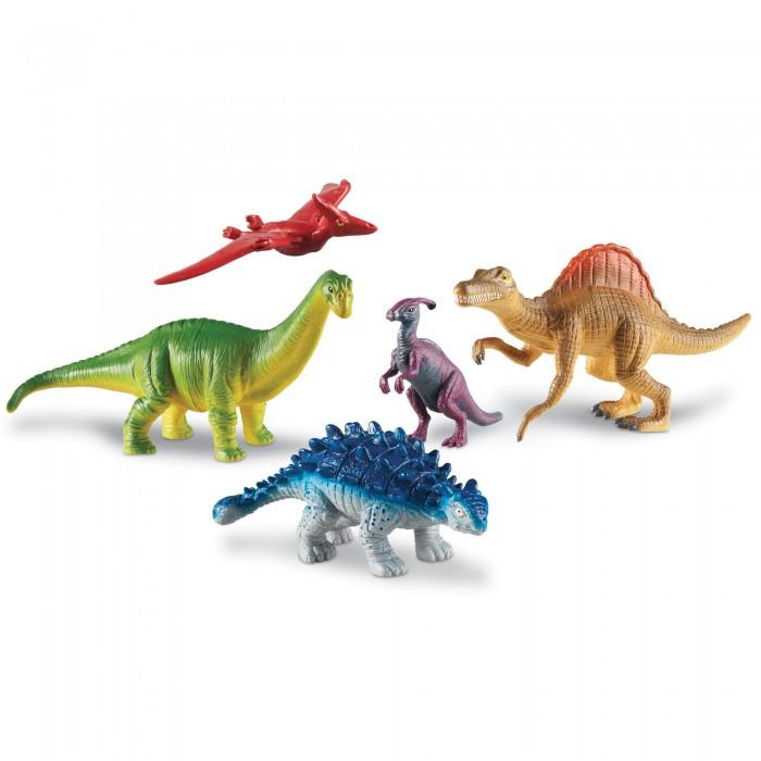 Игровые фигурки Learning Resources Набор фигурок Эра динозавров Часть 1